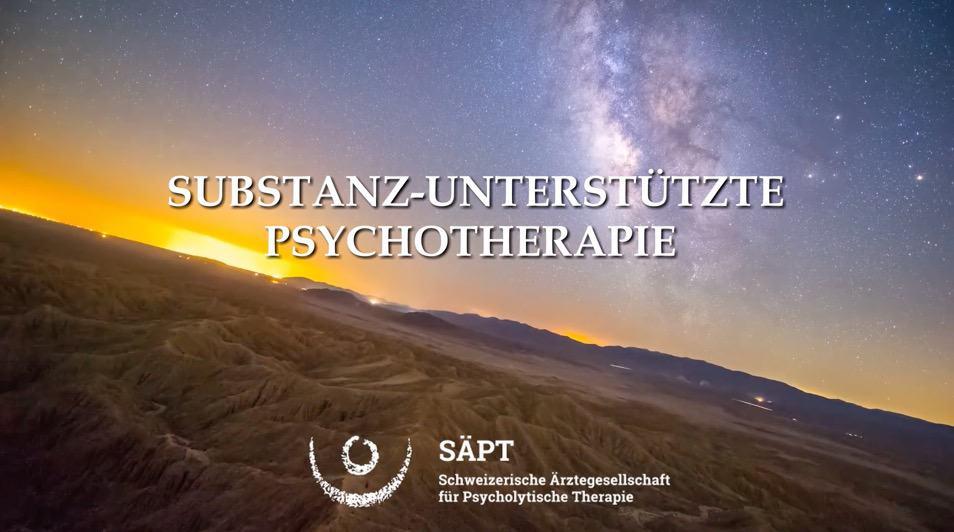 SÄPT – Substanz-unterstützte Psychotherapie